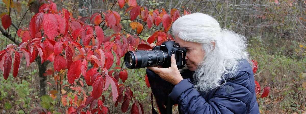 Gail from Ozark Stream Photography